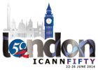 "ironDNS<sup class=""registered"">®</sup> at 50th ICANN Conference in London"