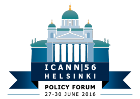 "ironDNS<sup class=""registered"">®</sup>                   at 56th ICANN conference in Helsinki, Finland"
